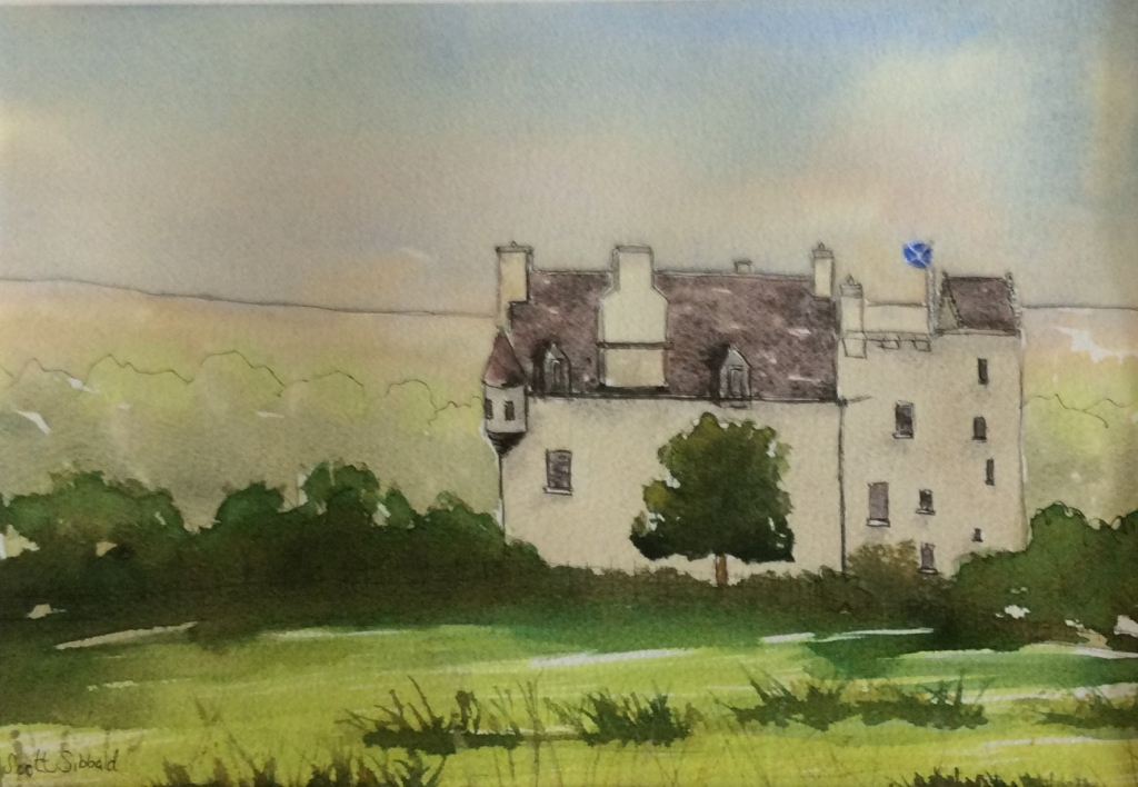 Faaside Castle Pre Sale Sketch IMG_3785