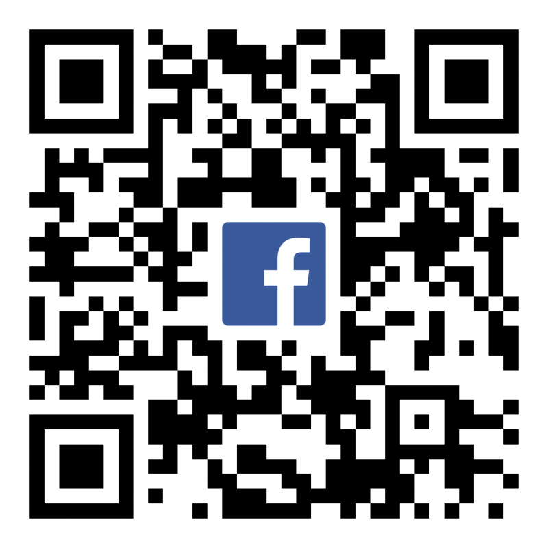 CLICK OR SCAN WITH PHONE Will Open Facebook..